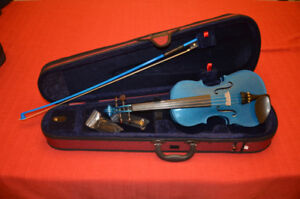 Brand New 3/4 Size Stentor Standard Violin With Bow/Case