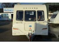 2011 - Bailey Unicorn Madrid - 4 Berth - End Washroom - Touring Caravan (Sold)