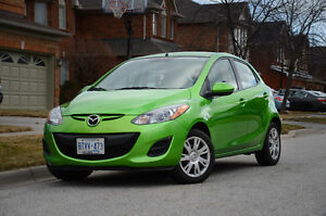 2011 Mazda2 Hatchback! Comes with Emissions & Safety Certificate