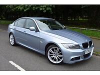 2012 BMW 3 Series 2.0 318d Performance Edition 4dr