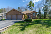 Renovated Home on Golf Course in Wasaga Beach