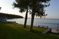 Georgian Bay Waterfront Family Cottage Rental