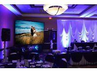 Jumbo Screen for Wedding/Party