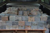 Turning Blocks and stone carving supplies.