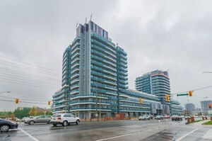 Sophisticated Xpression Condo On Yonge Street In Richmond Hill