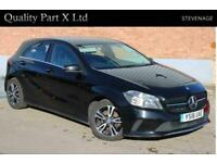 2016 Mercedes-Benz A Class 1.5 A180d SE (s/s) 5dr Hatchback Diesel Manual