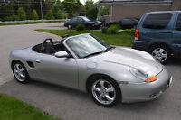 2001 Porsche Boxster Convertible ~ With Hard Top
