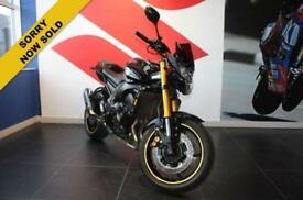 2012 12 YAMAHA FZ8 ***LOOKS SOUNDS AMAZING***