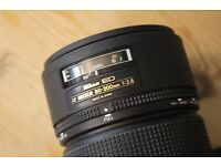 Nikon 80-200mm f2.8 ED lens