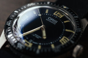 Oris Divers 65 (Reference 01 733 7707 4064-07 5 20 24)