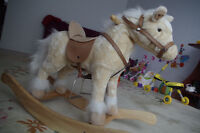 cheval rocking horse