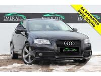 2012 12 AUDI A3 2.0 SPORTBACK TDI S LINE SPECIAL EDITION 5D 138 BHP DIESEL