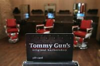 Tommy Guns Now Seeking BARBERSHOP MANAGER