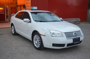 2008 Mercury Milan Premier Leather, Sunroof & Winter Tires+Rims!