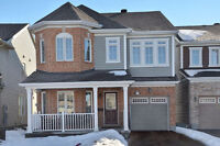 Single family home, move in ready! Barrhaven!