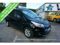 2017 FORD TRANSIT CONNECT 1.5 TDCI 120 BHP L2 240 LIMITED ( LONG / EURO 6 ! )