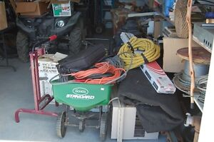 A Garage Sale your husband won't want to miss!