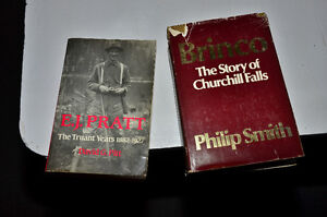 New Price!!  Brinco:  The Story of Churchill Falls, hardcover