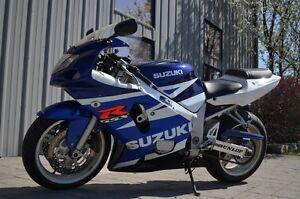2002 Suzuki GSXR 600