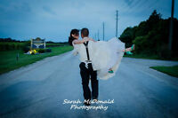 Local, Affordable Wedding Photographer