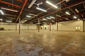 16K - WAREHOUSE SPACE FOR LEASE