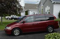 2002 Honda Odyssey EX Fourgonnette, fourgon