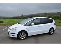 FORD S-MAX 2.0 TDCi ZETEC, 2011 11 PLATE, 7 SEATER