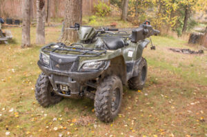 quad for sale, motivated to sell