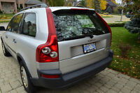 2004 Volvo XC90 2.5T SUV - Awesome Price!