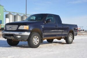 1999 Ford F250 s/cab 4x4