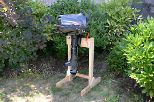 New 6HP outboard motor