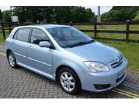 2006 56 TOYOTA COROLLA T3 COLOUR COLLECTION VVT-I 5DR 1.6