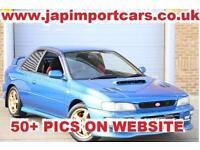 SUBARU IMPREZA Type R 555 Edition Rare sought after version. Appreciating car, B