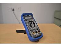 Multimeter electrical tester