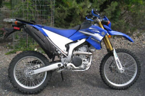 Wanted: 2003 or Newer Yamaha WR250 or WR450