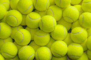 Wanted: Used tennis balls for Classroom Chair sliders.