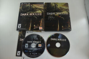 Dark Souls II 2 Black Armor Edition Playstation 3 PS3 COMPLETE