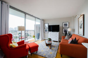 Furnished Studio Bachelor Condo Suite Apartment in Vancouver