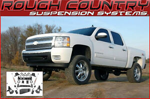 Rough Country - LIFT KIT 7.5'' Silverado/Sierra 1500 07-13