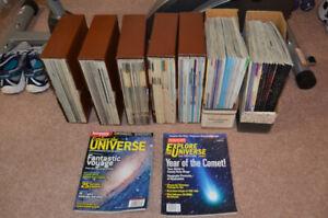 Astronomy Magazine Back Issues