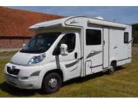 REDUCED BY £2,000 2 Berth Elddis Autoquest 155 Motorhome 2010 Model for Sale