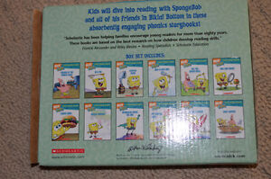 Reading phonics Spongebob
