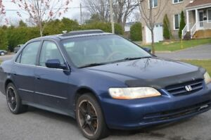 2002 Honda Accord V6 Sedan