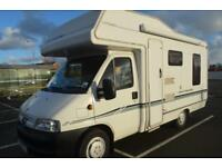 2004 Compass Avantgarde 400 RL. 4 Berth. Rear Lounge. Peugeot 2.0 HDi.