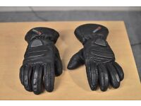 Winter motorcycle gloves WATERPROOF AND WARM