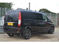 2011 61 MERCEDES-BENZ VITO 3.0 122 CDI AUTOMATIC BRABUS SPORT X 5 SEAT FACTORY C