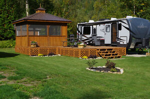 Lot for sale in Shuswap Falls RV