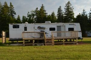 Camper trailer for rent in Cavendish