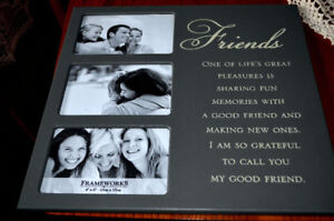 Picture Frame with verse