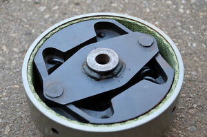CENTRIFUGAL CLUTCH HEAVY DUTY INDUSTRIAL DOUBLE B PULLEY London Ontario image 4